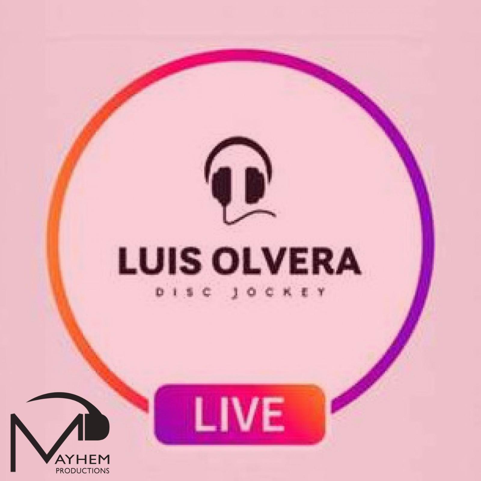 Dj Luis Olvera Jueves