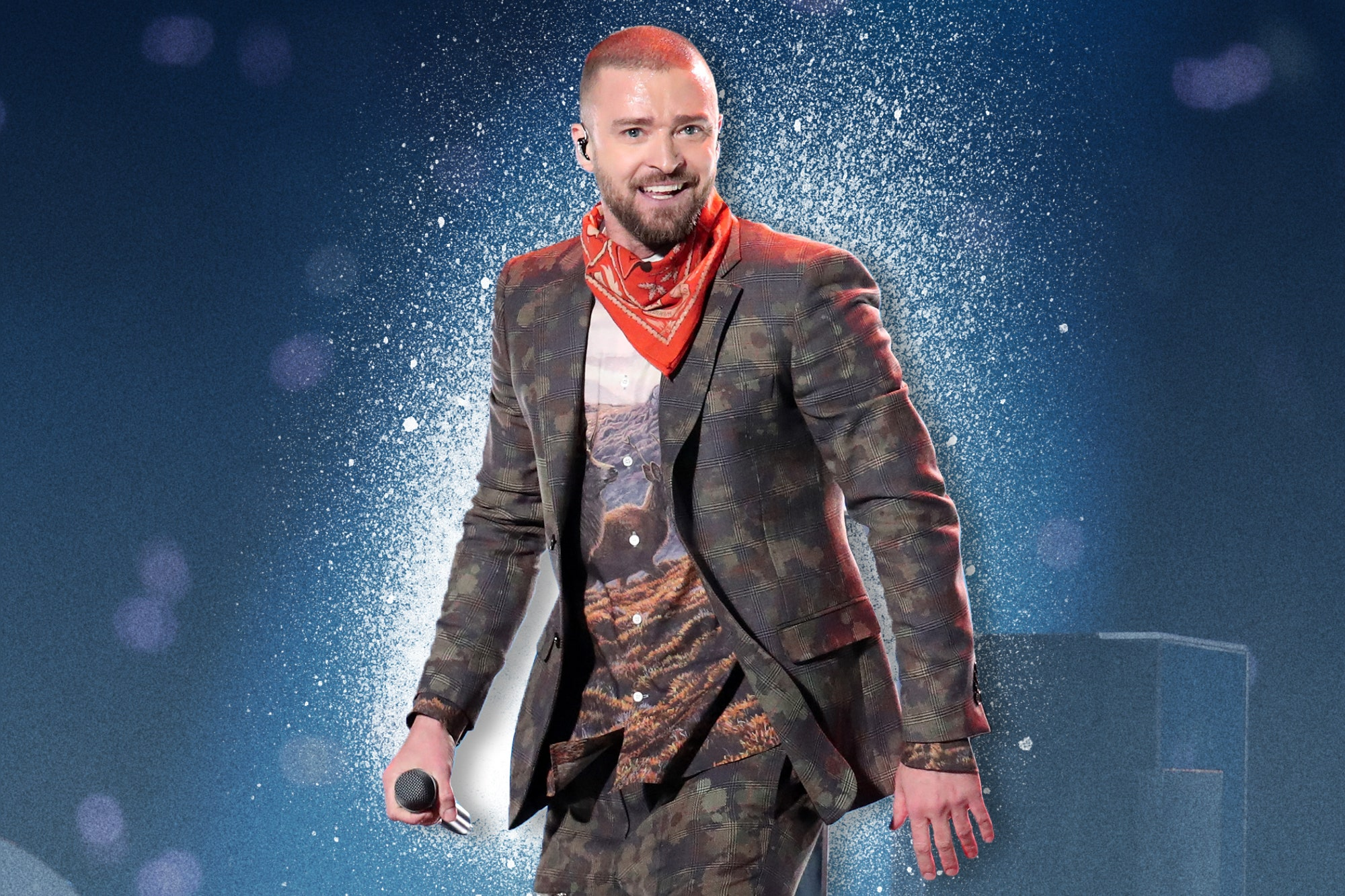 Justin Timberlake and Demi Lovato headlining Joe Biden inauguration special