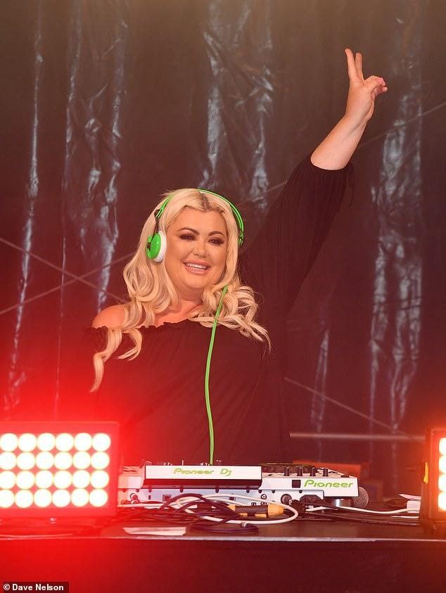 Gemma Collins sets sights on DJ career that could earn her whopping £25k per gig