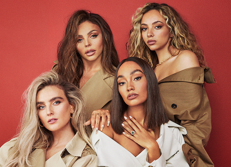 Little Mix will soon release new music as a trio