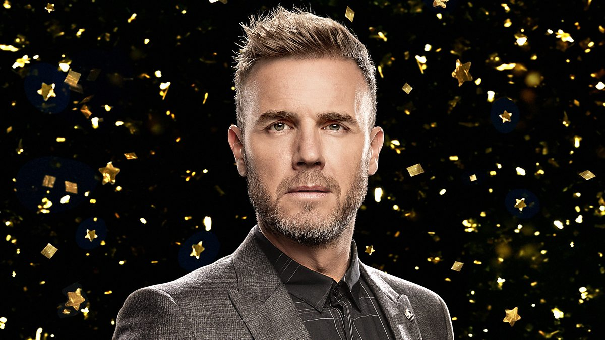 Gary Barlow 'hates Mr Blobby' for holding Take That off Christmas Number 1