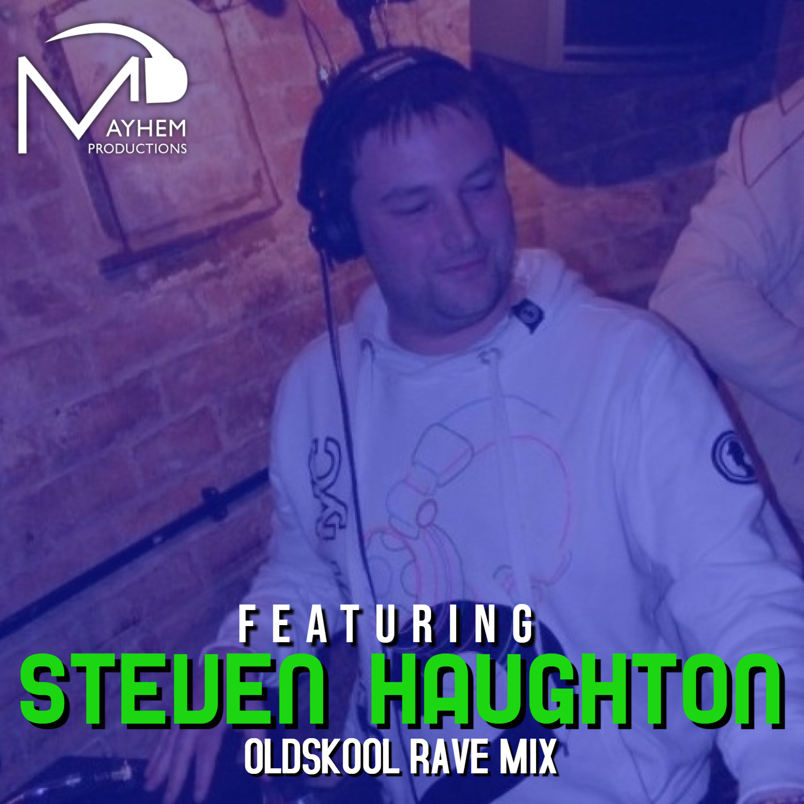 Old Skool Rave Mix Mixed By Steven Haughton