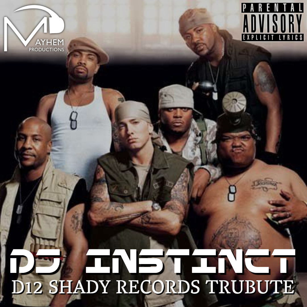D12 SHADY RECORDS TRIBUTE