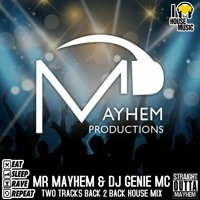 Mr Mayhem Dj Genie Mc #1