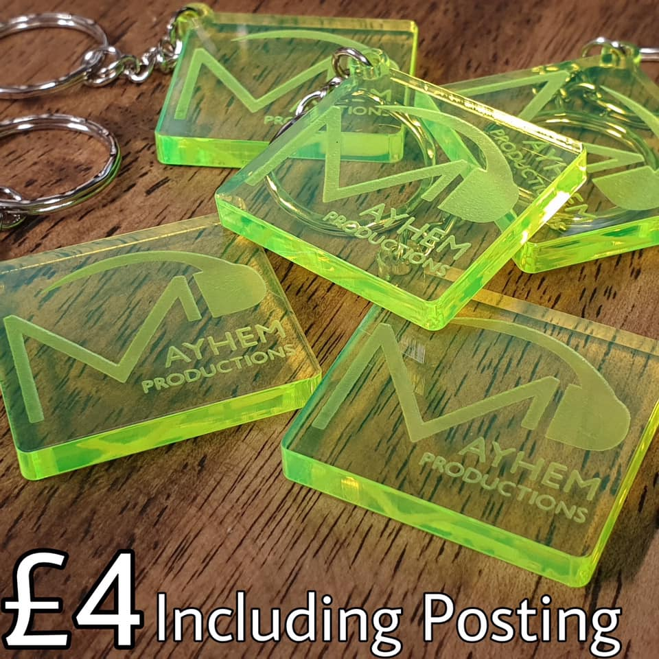 Key Rings Mayhem Productions