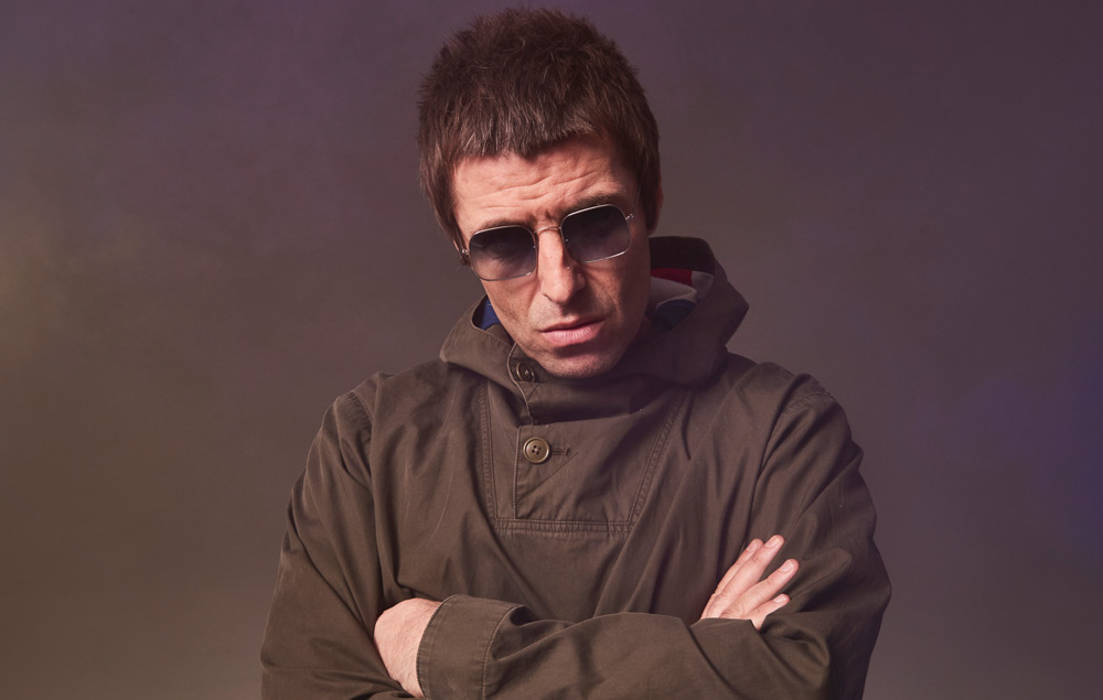 Liam Gallagher 'All You're Dreaming Of' tops the Vinyl Chart of 2020