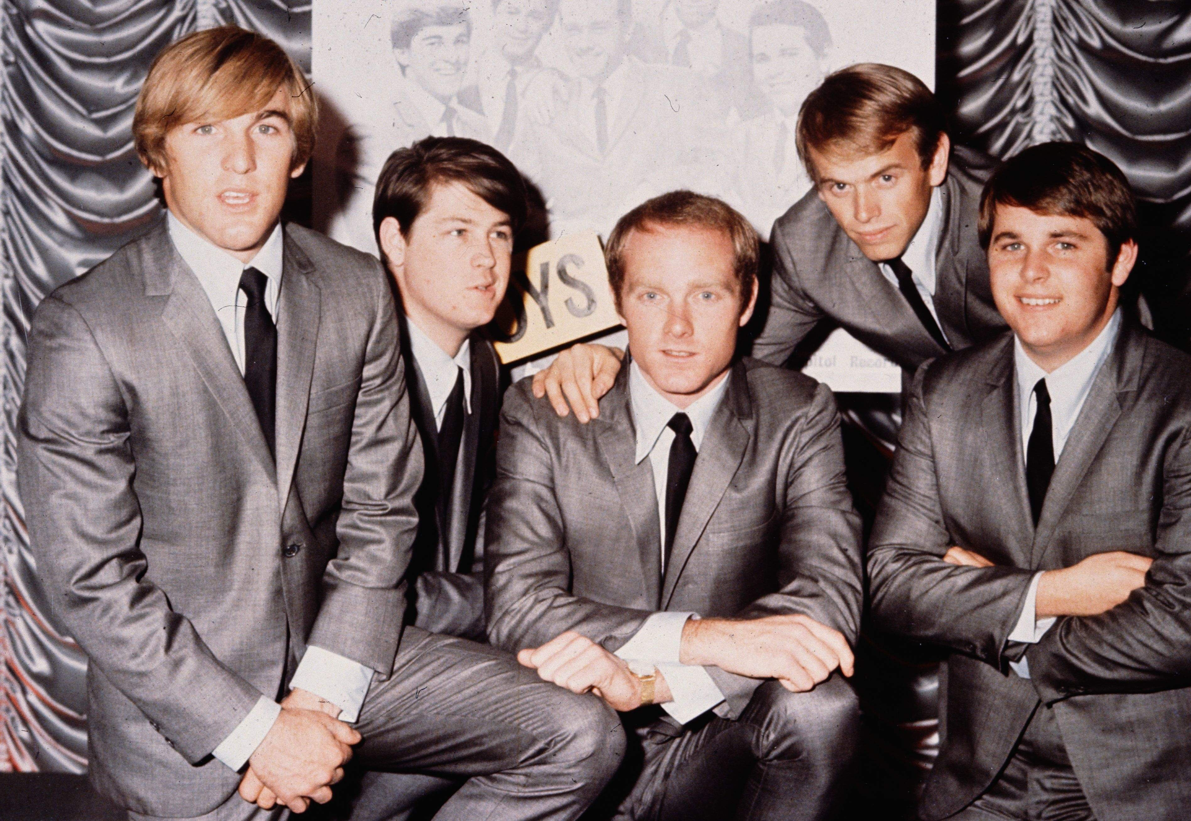 Beach Boys considering TV special for 60th anniversary