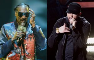Snoop Dogg: 'Eminem diss is family business